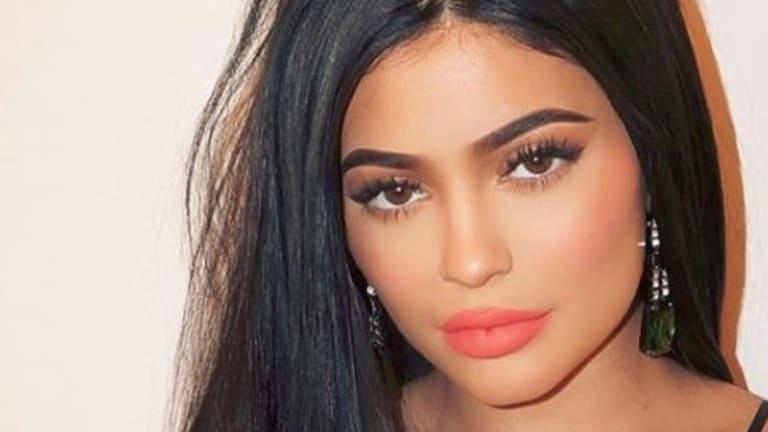 A Selfie of Kylie Jenner