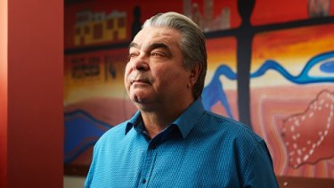 Dennis Eggington CEO Aboriginal Legal Service Aboriginal Legal Service chief executive Dennis Eggington.