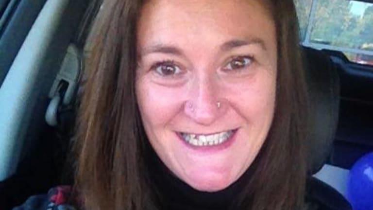 Ms Meldrum was riding her motorbike when she was struck.