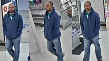 Police are seeking this man in relation to an investigation into indecent treatment of a teenager.