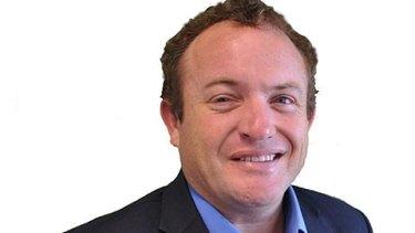 Moreton Bay councillor Adrian Raedel.