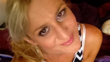Kristie Powell, 39, was found dead in her home at Bellambi, Wollongong.