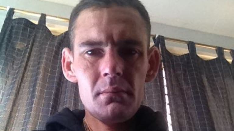 Clinton Pollock, shot dead north of Brisbane on Sunday night.