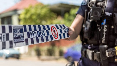 A man has died following a fall from a construction site in Sydney's west.