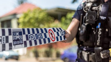 A policeman has been taken to hospital after allegedly being stabbed.