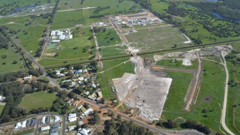How One Of Wa S Major Infrastructure Projects Was Grounded