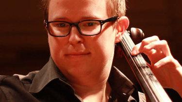 Cellist Timo-Veikko Valve replaced Harriet Krijgh.