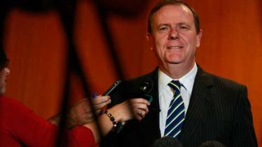 Future Fund chairman Peter-Costello.