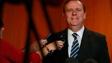 Peter Costello set up the Future Fund in 2006.