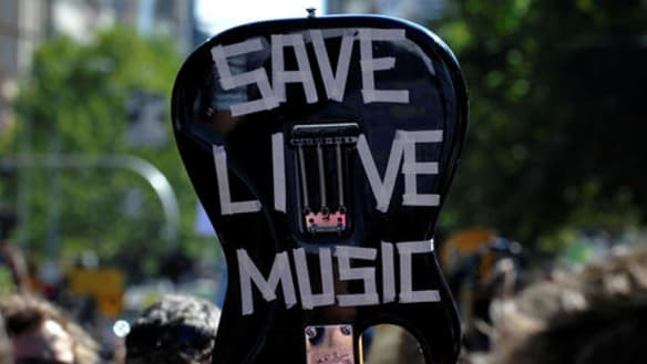 Musicians demand 'long-term vision' from federal inquiry