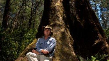 Ecologist David Lindenmayer