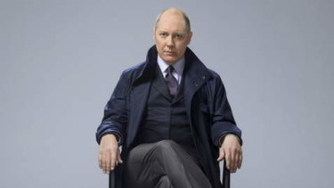 Dark arts: James Spader is known for creepy characters in films such as <i>Sex, Lies and Videotape</i> and <i>Crash</i>.