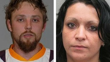 Cory Breton (left) and Iuliana Triscaru were found dead in 2016.