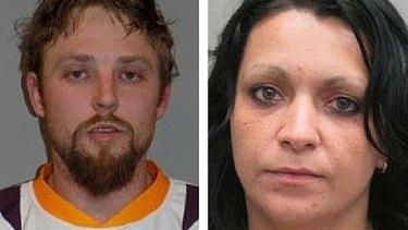 Cory Breton (left) and Iuliana Triscaru were found dead in 2016.