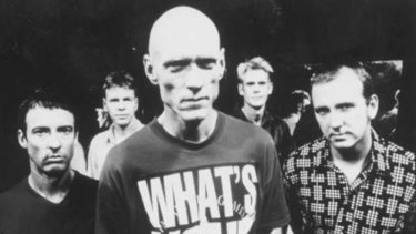 Midnight Oil are responsible for  some of the great Australian protest songs.