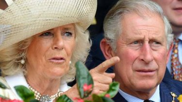 Britain's Prince Charles and his wife Camilla are heading for the Gold Coast.