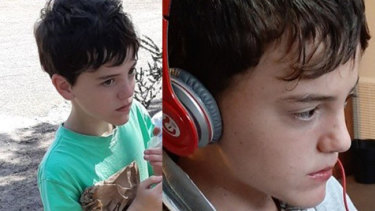 William Callaghan, 14, was last seen on the south side of Mount Disappointment's summit about 2.20pm on Monday, the Queen's Birthday public holiday.