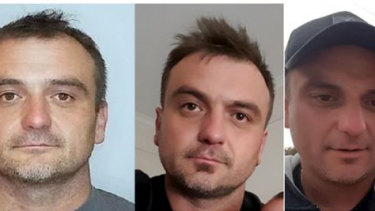 Missing man Dalibor 'Dale' Pantic.