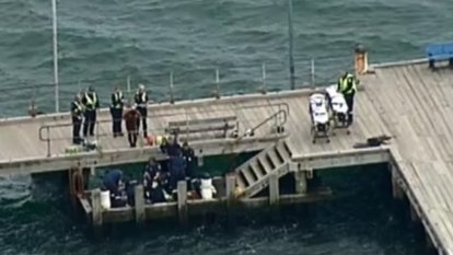 Scuba diver dead after being hit by speed boat near Frankston