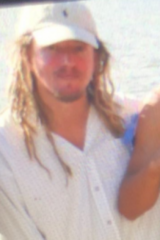 Matt Jarvis was reported missing near the Lower River Terrace at the bottom of Kangaroo Point Cliffs.