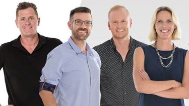 Nova's Ash, Kip and Luttsy show with Susie O'Neill has reclaimed top spot in the Brisbane breakfast radio ratings.
