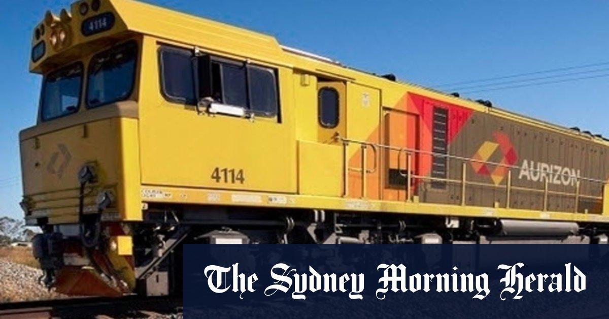 Aurizon beats expectations unveils $300 million buyback – Sydney Morning Herald