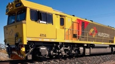 Aurizon has announced a share buyback of up to $300 million.