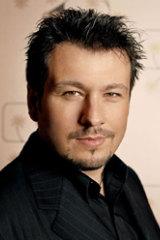 Emanuel Perdis, managing director of Napoleon Perdis Cosmetics.