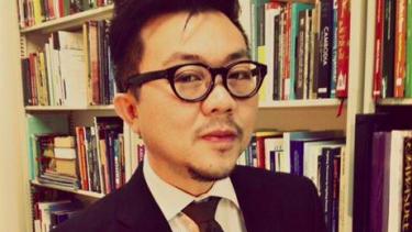 Thai critic Pavin Chachavalpongpun in Japan.