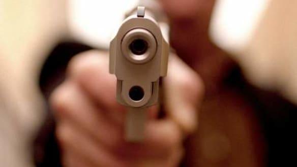 Brisbane man threatened with gun after wrong turn