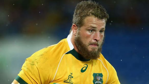 Queensland Reds James Slipper emerges as prop option for ACT Brumbies