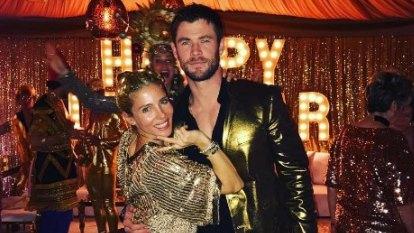 Hemsworths set to host lavish Byron Bay New Years Eve bash