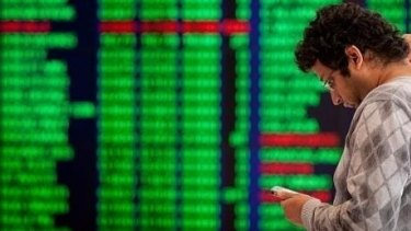 Australian shares jumped to record highs on Tuesday, supported by big gains in the miners and supermarket operators.