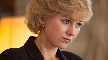 Naomi Watts in <i>Diana</i>.