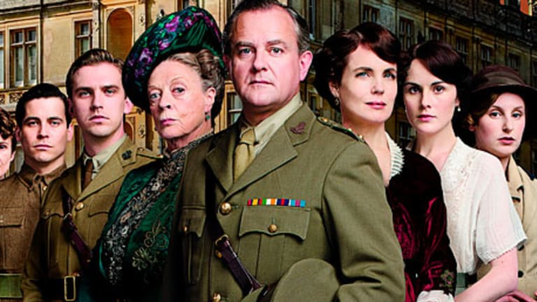 Only the servants are working in the Australian political version of <i>Downton Abbey</i>.