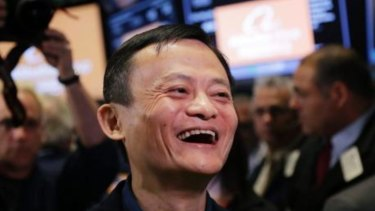 Some $US40 billion richer, Jack Ma goes back to teaching.