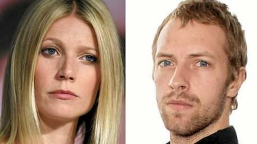 "Gwyneth Paltrow and Chris Martin ""consciously uncoupled""."