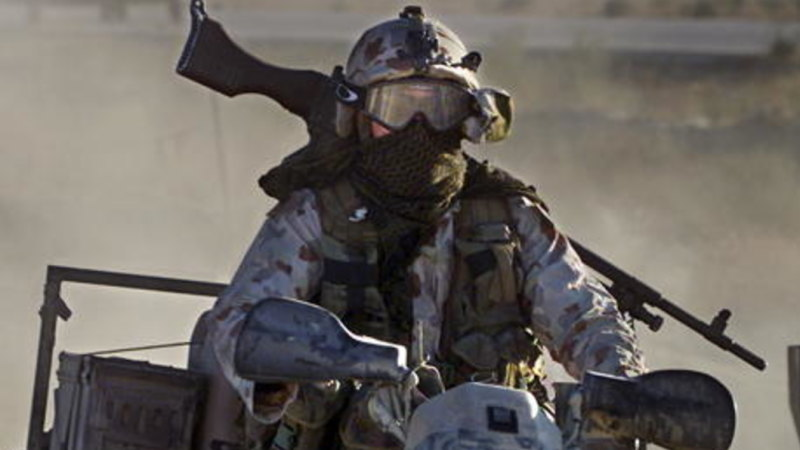 Standing up, not shooting: the 'compassionate psychopaths' of the SAS