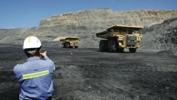 Resources sector has a 'massive' economic opportunity - report