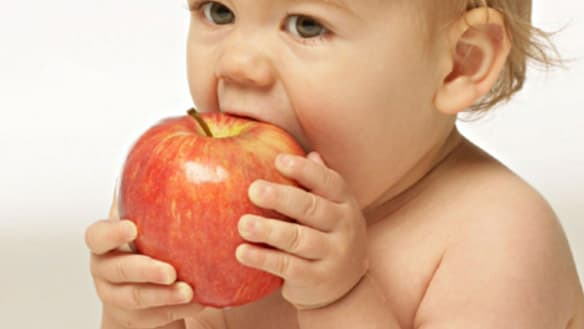 Guidelines on how to feed your baby are shifting... again