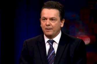 "Nick Xenophon said it ""remains to be seen"" whether his remarks would get him into trouble."
