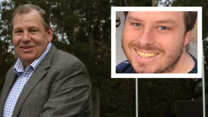 Former NSW politician's son reported missing