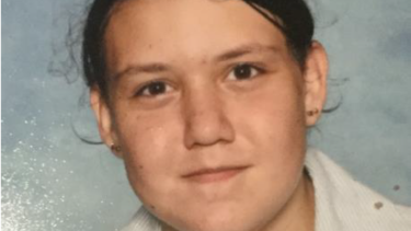 The girl disappeared from the central Queensland town of Gracemere.