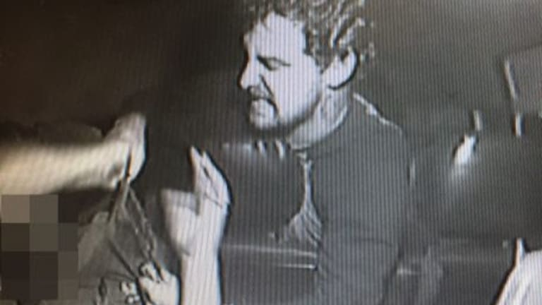 Police have released images of a man who may be able to assist with inquiries after a taxi driver was threatened at knifepoint in Bundaberg overnight.