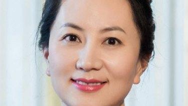 Meng Wanzhou, daughter of company founder Ren Zhenfei, and a vice chair of Huawei Technologies.
