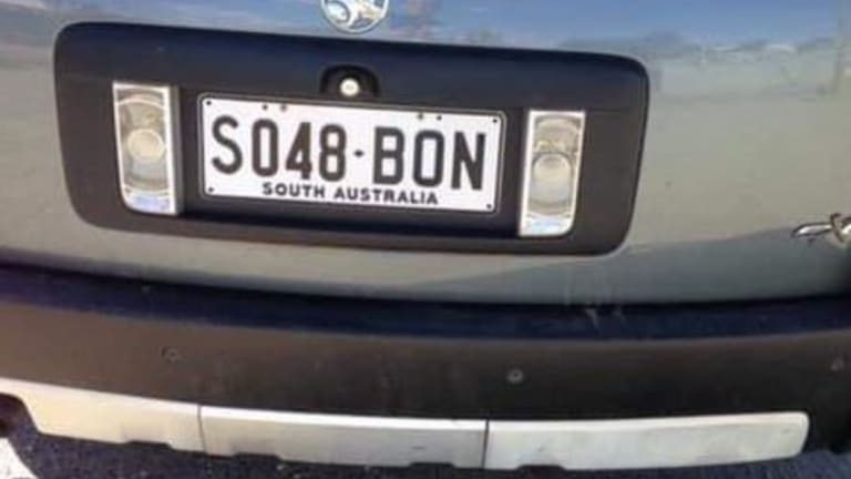 Police believe Ms Grubb drove from the property near Broken Hill in a blue/grey 2005 Holden Adventra station wagon, with South Australian registration plates.