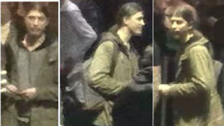 Detectives have released CCTV images of a man they are hoping to identify who they believe had spoken to the CBD ride-share sex assault victim earlier in the night. He is not thought to have been involved in the attack.