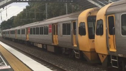 Fault causes hour-long delays on Brisbane rail line