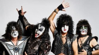 Kiss will play their final Australian shows in November, four decades since first touring the country.