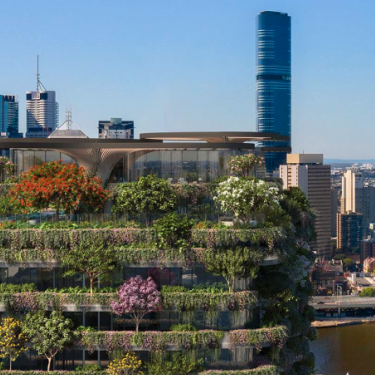 The 30-storey tower has been named The Urban Forest.